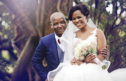 Mr and Mrs Ngobese